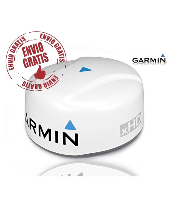 ANTENA DE RADAR GARMIN GMR™ 24 xHD RADOME 48 millas