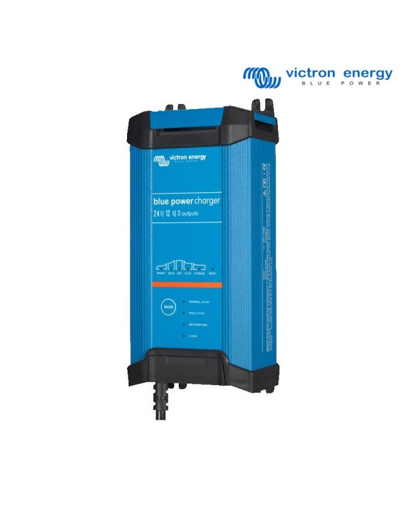 CARGADOR DE BATERIA Blue Power IP22 24/12 (3) VICTRON ENERGY