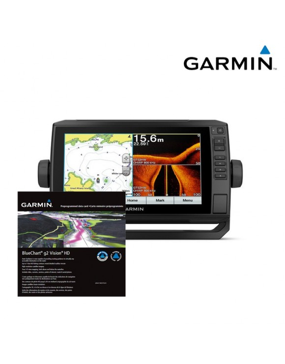 PACK ECHOMAP Plus 92sv + CARTA G2 VISION HD