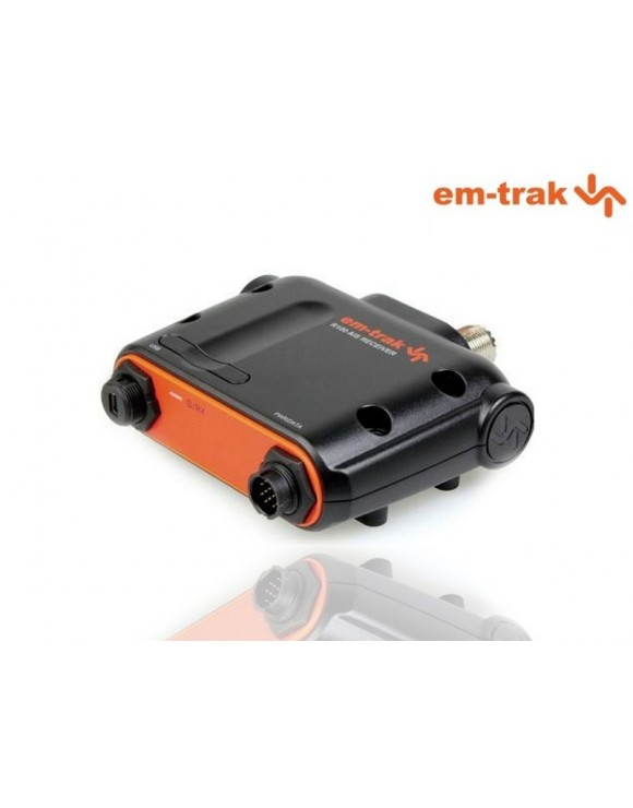 RECEPTOR AIS DE DOBLE CANAL EM-TRAK  R100