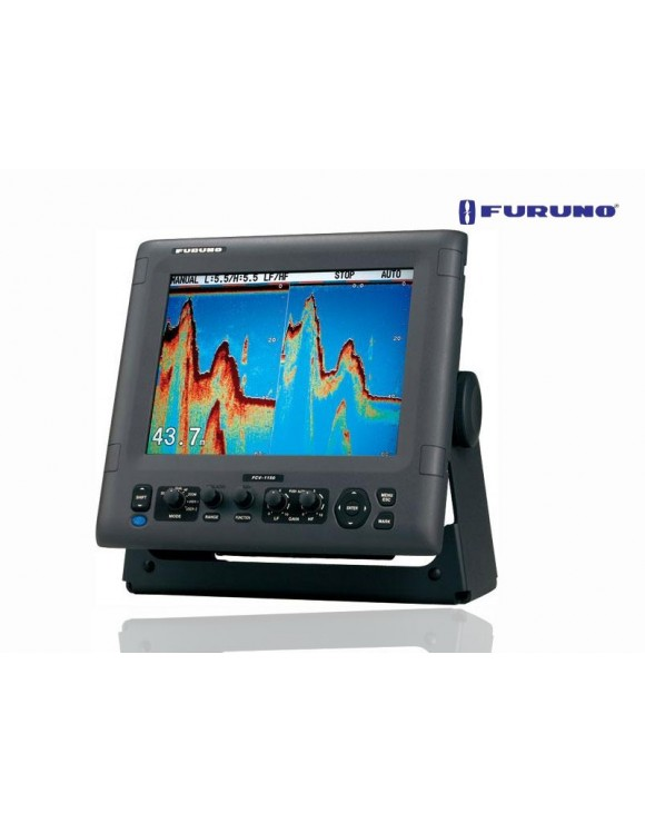 "SONDA DE PESCA  LCD COLOR  10.4"" FURUNO FCV 295"