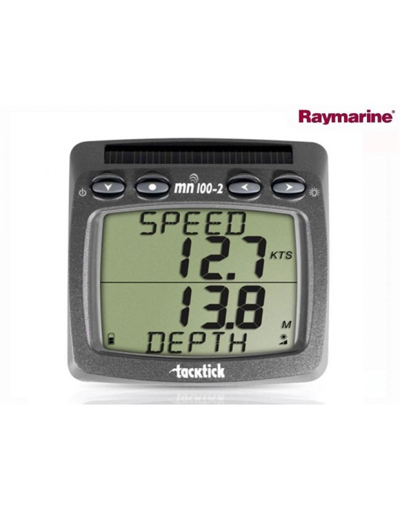 DISPLAY MULTIFUNCIÓN DUAL INALÁMBRICO PARA CRUCEROS RAYMARINE Tacktick T111