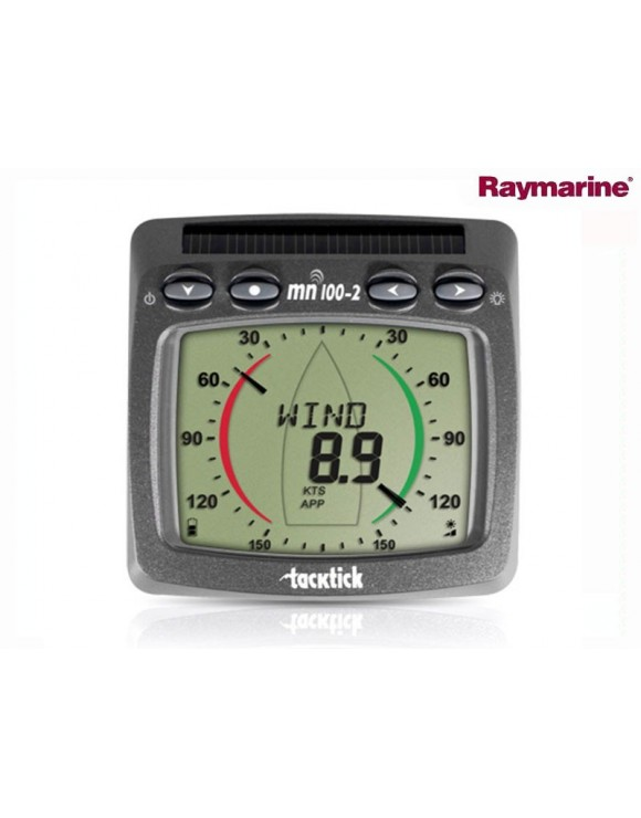 DISPLAY MULTIFUNCIÓN INALÁMBRICO ANALÓGICO PARA CRUCEROS RAYMARINE Tacktick T112