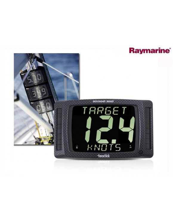 T210 INSTRUMENTO INALÁMBRICO DISPLAY MULTIFUNCIÓN PARA REGATA RAYMARINE T210 MAXI
