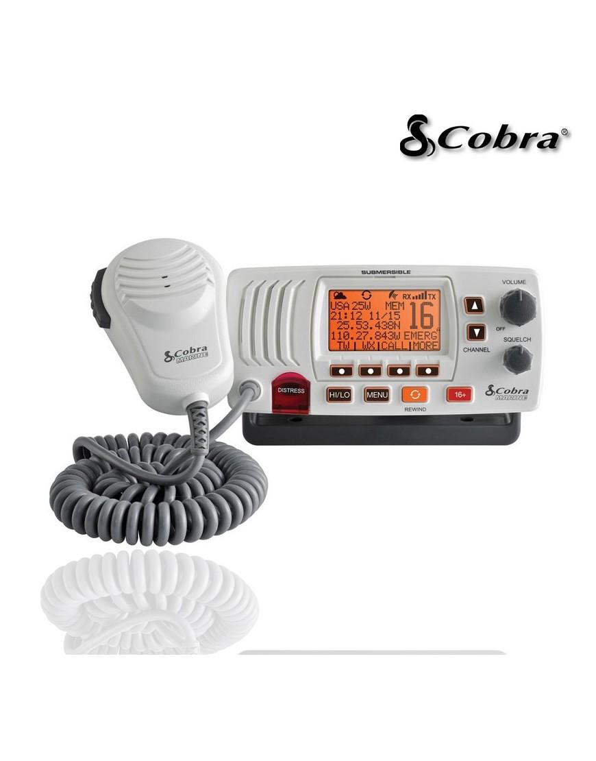 RADIO VHF FIJA MR F57B COBRA