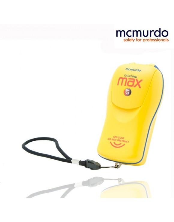 RADIOBALIZA MC MURDO FAST FIND MAX G GPS