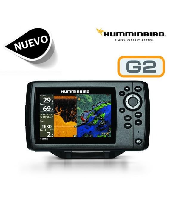 HELIX 5 CHIRP GPS G2 DI HUMMINBIRD