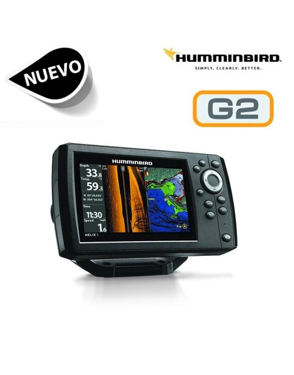 HELIX 5 CHIRP GPS G2 SI HUMMINBIRD