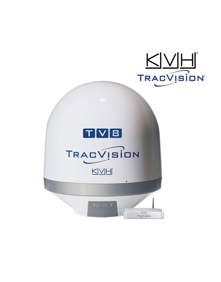 Antena Satélite KVH TRACVISION  TV8