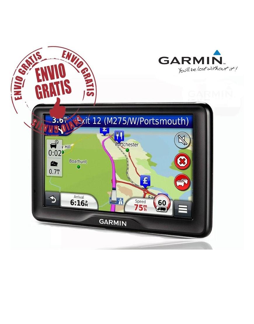 GPS CAMPER GARMIN 760LMT-D
