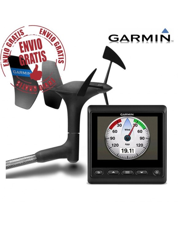 PACK GARMIN EQUIPO DE VIENTO GWIND + DISPLAY GMI 20