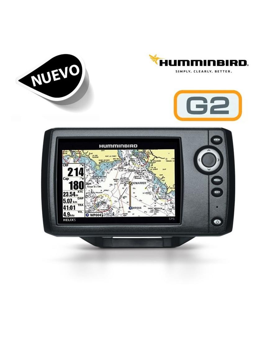 Helix 5 GPS/Plotter G2