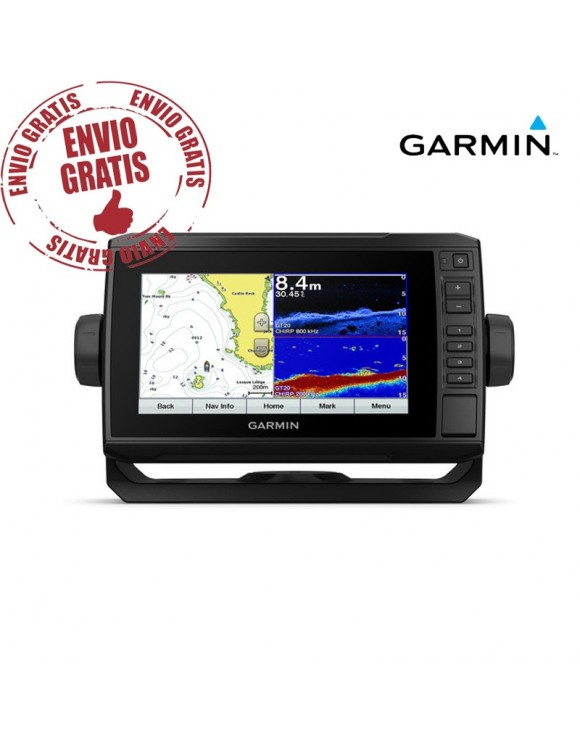 ECHOMAP Plus 72cv GARMIN