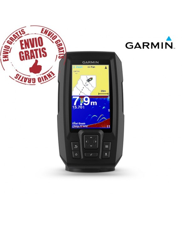 SONDA GPS STRIKER Plus 4 GARMIN