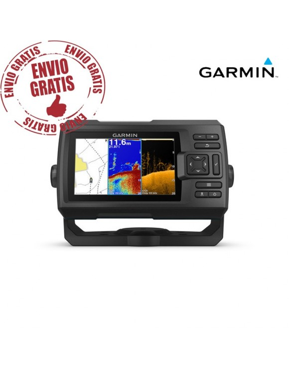 SONDA GPS STRIKER Plus 5cv GARMIN