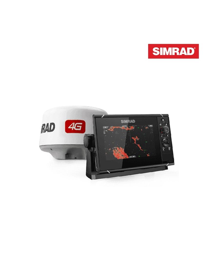 PACK RADAR 4G SIMRAD NSS7 EVO3 WI-FI