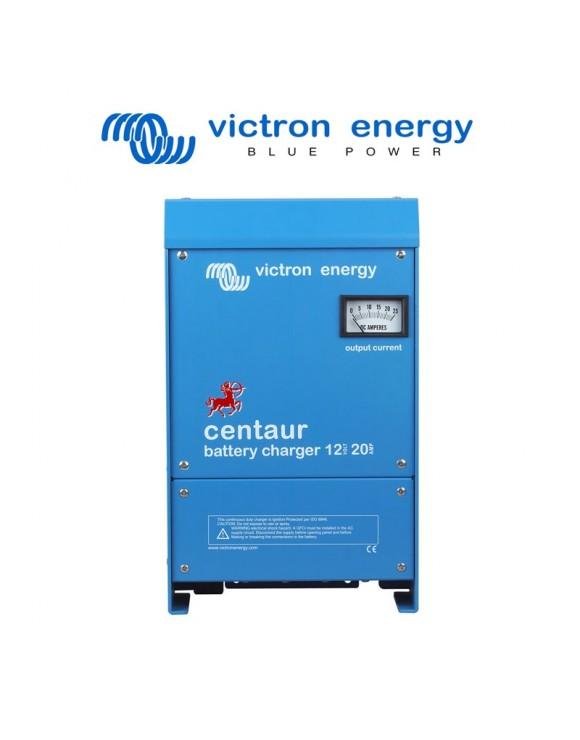 CARGADOR DE BATERÍAS Centaur 12/20 (3) VICTRON ENERGY