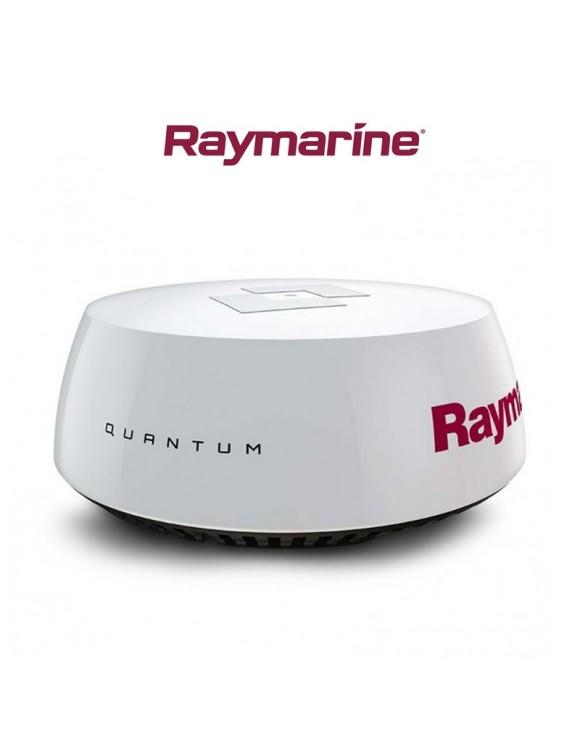 Radar inalámbrico Quantum RAYMARINE Q24C con cable alimentación/datos, 10 metros