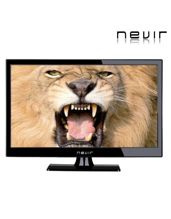 "TELEVISOR 12V. NEVIR 22"" LED HD USB"