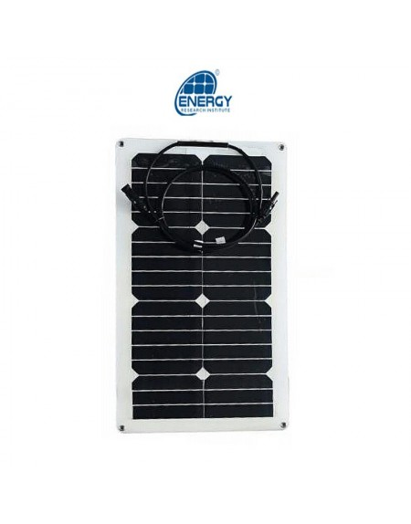 PLACA SOLAR FLEXIBLE 20w  - ERI 20FM
