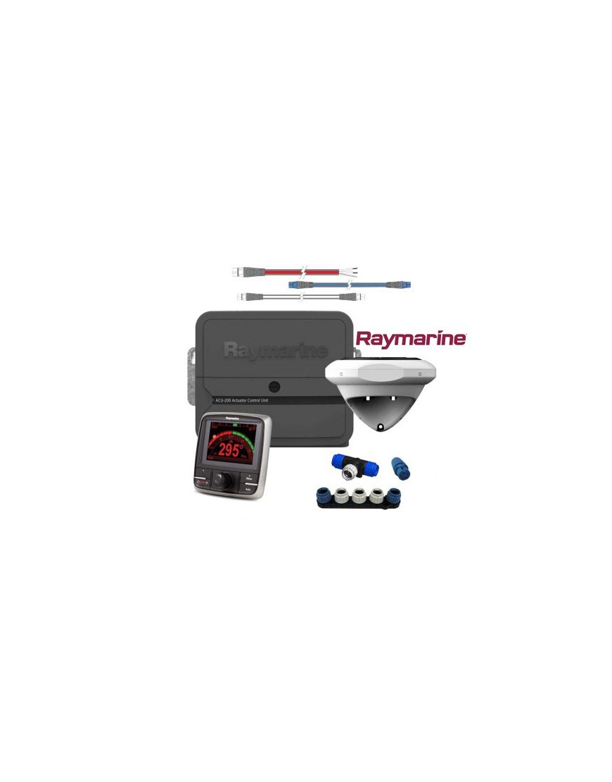 Piloto Raymarine  Evolution Solenoides