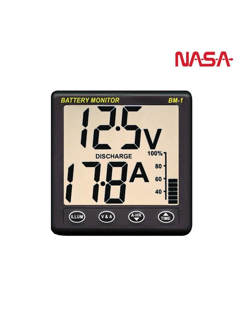 Monitor de baterías NASA CLIPPER