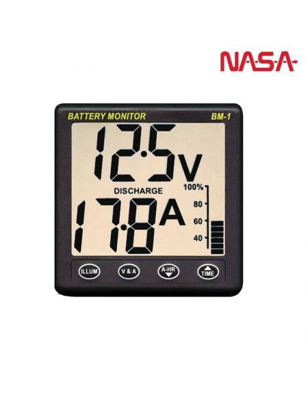 Monitor de baterías BM1 NASA CLIPPER