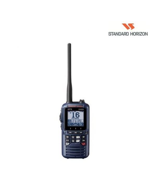 VHF HX890E GPS STANDARD HORIZON