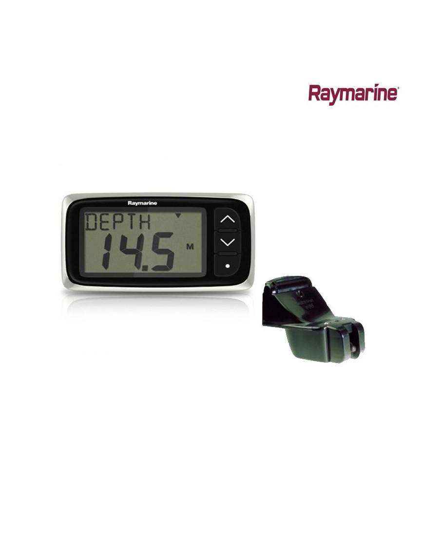 RAYMARINE  Profundimetro  i40: Display y transd. P66