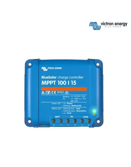 MPPT 100/15 CONTROLADOR DE CARGA