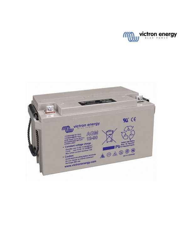 Batería AGM VICTRON 12V/90Ah