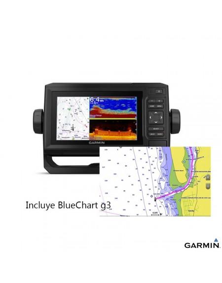 echoMAP UHD 62cv + carta BlueChart g3