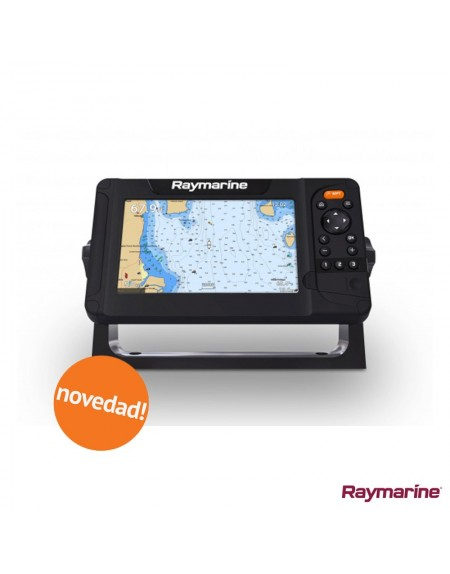 Raymarine Element 7S - GPS/plotter y sonda
