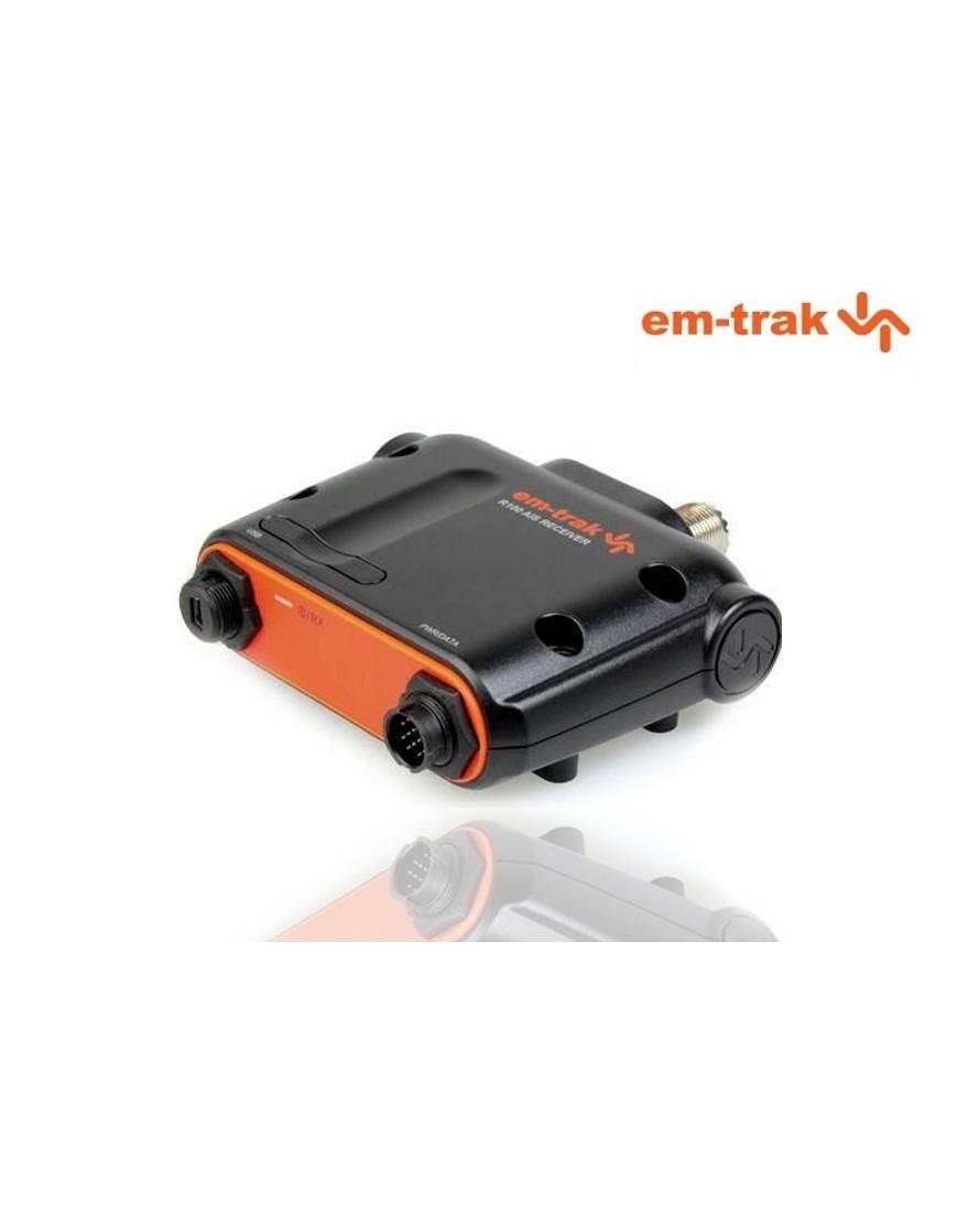 RECEPTOR AIS DE DOBLE CANAL EM-TRAK  R 100