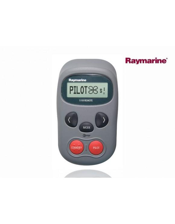 CONTROL REMOTO INALÁMBRICO DE PILOTO SMARTCONTROLLER RAYMARINE S100