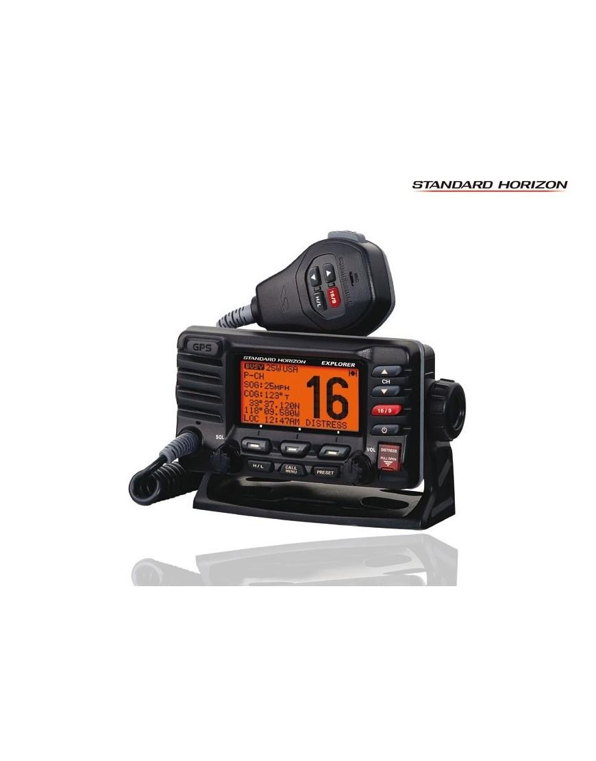 VHF MÓVIL MARINO GX-1700E STANDARD HORIZON